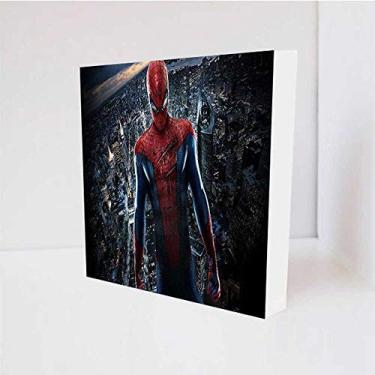 Quadro Decorativo - The Amazing Spider Man Movie - Tag 16x16