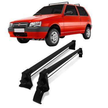 Rack De Teto Fiat Uno Mille 2 Portas 1984 A 2013 Vhip