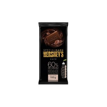 Barra De Chocolate Hershey's Special Dark Cafe 60%cacau 100gr