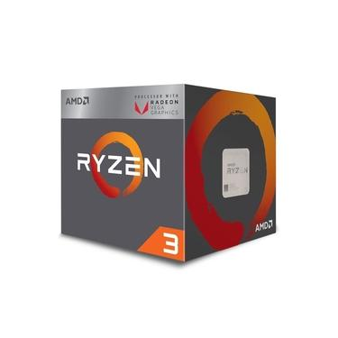 AMD Ryzen™ 3 3200G Quad Core - 4 Threads - 3.6GHz (Turbo 4.0GHz) - Cache 6MB - AM4 - TDP 65W - Radeo