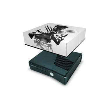 Capa Anti Poeira Xbox 360 Slim - Wolverine X-men