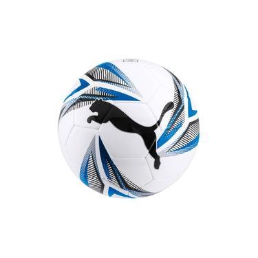 Bola de Futebol Puma Big Gat AZUL-PRATA 5