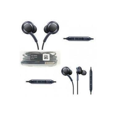 Fone De Ouvido Com Microfone Para Samsung Galaxy A8 A9 S8 S9 Note 8 Universal P2