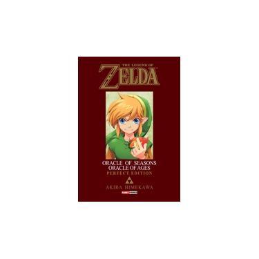 The Legend of Zelda. Oracle of Seasons and Oracle of Ages - Akira Himekawa - 9788542609714