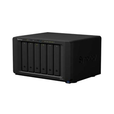 Servidor Nas Synology Ds3018Xs Diskstation 6 Baias