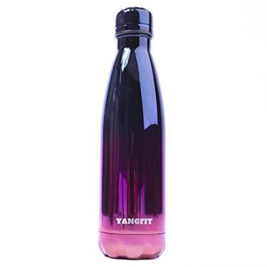 Garrafa Térmica Aço Inox Squeeze Água Gelada 24h - Yangfit