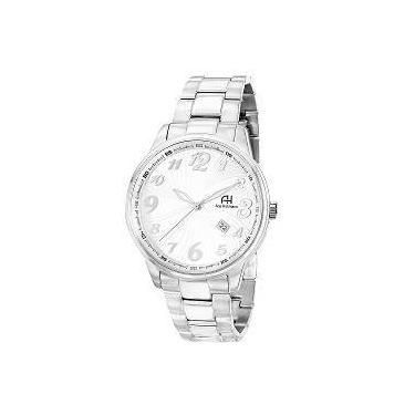 8af2709064a Relógio de Pulso Feminino Ana Hickmann Aço Americanas