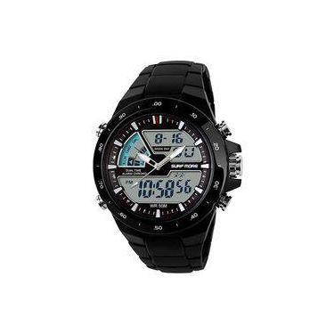 bd787e7b72c Relógio de Pulso Masculino Surf More Shoptime