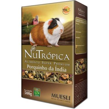 Ração Nutrópica com Legumes e Frutas para Porquinho da Índia Muesli - 500 g