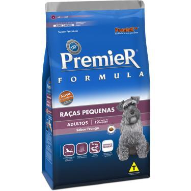 Ração Premier Formula Raças Pequenas Cães Adultos 15Kg