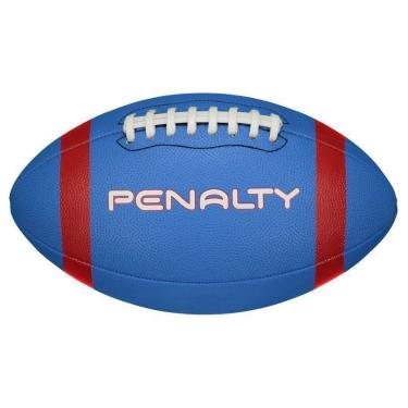 Bola De Futebol Americano Penalty Viii Azul