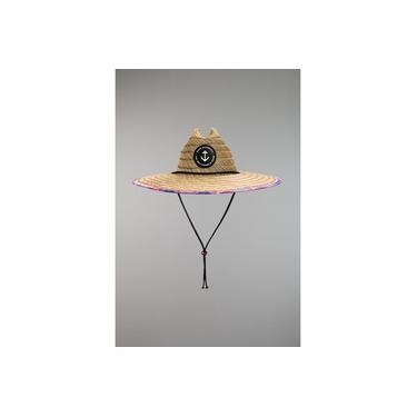 Chapéu de Palha Premium Tie Dry Roxo