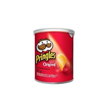 Batata Pringles Original 41g