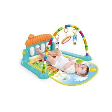 Imagem de Tapete de Atividades Para Bebê Piano Musical Kitstar  Verde