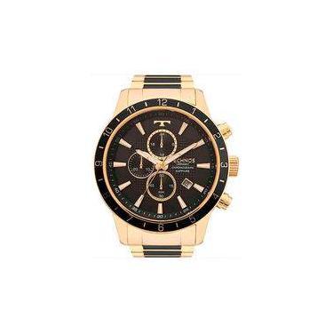 b6efa27b1e8 Relógio de Pulso Masculino Technos Aço Resistente a àgua