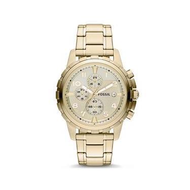 2ee3841a550 Relógio Feminino Analógico Fossil FS4867 4XN - Dourado