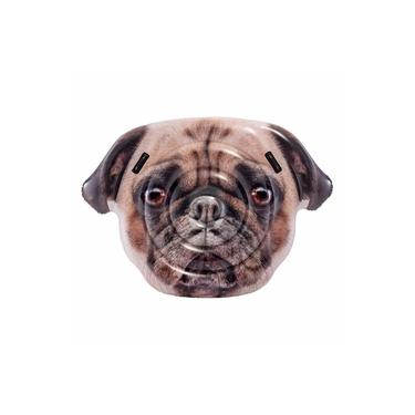 Boia Colchão Inflável Cachorro Pug Intex