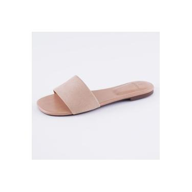 Chinelo Slide Unique Nude