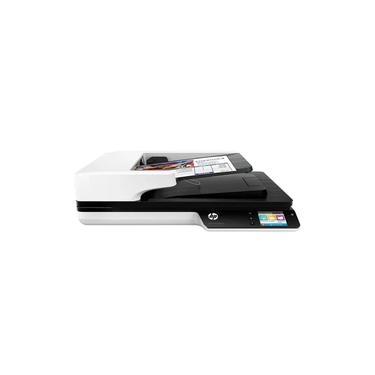 Scanner de Rede ScanJet Pro 4500 Bivolt 600dpi L2749A HP
