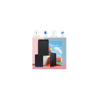 Imagem de Tablet lcd de escrita de 12 polegadas Tablet de desenho digital Almofadas de escrita à mão Quadro de tablet eletrônico portátil com caneta stylus
