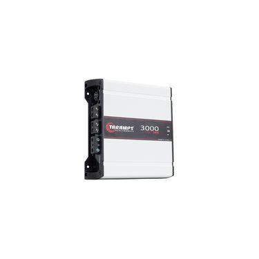 Módulo Amplificador Digital Taramps 3000 Trio - 1 Canal com 2 Vias - 3000 Watts RMS - 4 Ohms