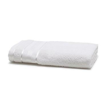 Imagem de Toalha Royal Knut Santista Branco Santista Branco 1 Toalha de rosto - 41cm x 70cm Algodão