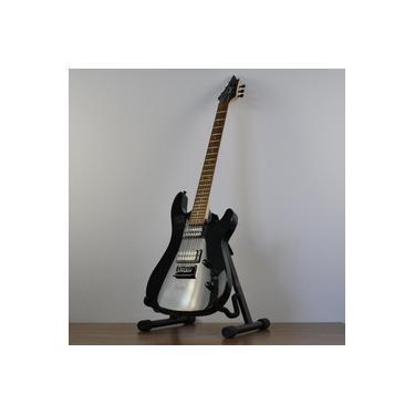 Imagem de Guitarra Cort Sólida Basswood Captação Powersound 2 Humbucker Ponte Hardtail KX 100 BKM