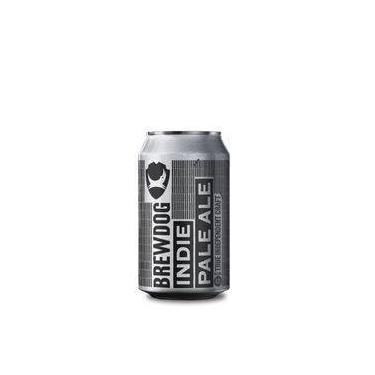 Cerveja Escocesa Brewdog Indie Pale Ale Lata 330ml