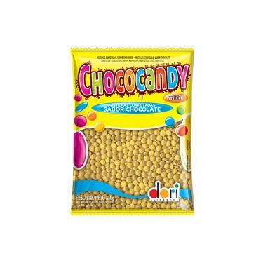 Confeitos de Chocolate Chococandy Amarelo 350g - Dori