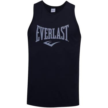 Camiseta Regata com Proteção Solar UV Everlast Cema46 - Masculina Everlast Masculino