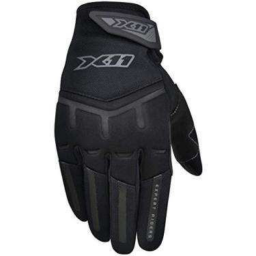 Luva X11 Fit X Masculina Moto (GGG)