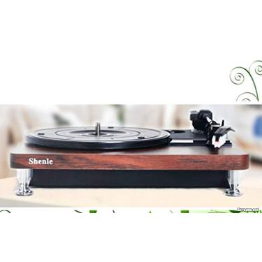 Toca Disco Conversor Vinil / Mp3 Vitrola Vintage Shenle