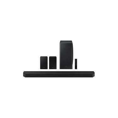 Imagem de Soundbar Samsung HW-Q950A Com 11.1.4 canais, Dolby Atmos, Acoustic Beam, Sincronia Sonora
