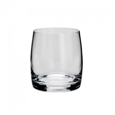 20daff747cb Jogo de Copos para Whisky de Cristal Ecológico 6 Peças 330ml Ideal Rojemac  Transparente