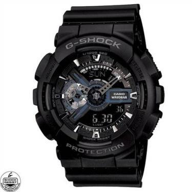 5ebc8bfb378 Relógio Masculino Casio G-Shock Ga-110 1bdr