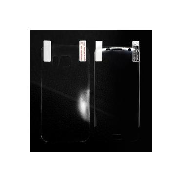 Pelicula Gel +traseira Galaxy S6 S7 Edge S8 S9 Plus Note 8 9