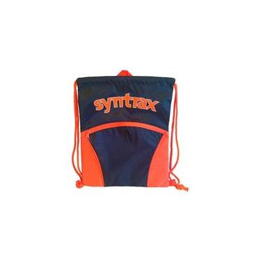 Bolsa Gym Bag - Syntrax - Laranja