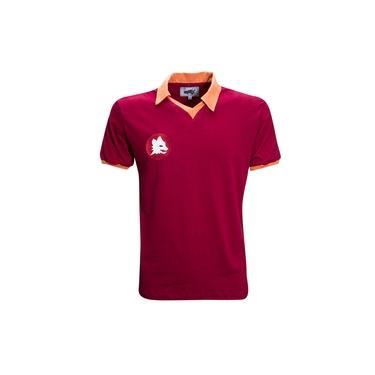 Camisa Liga Retrô Roma 1983