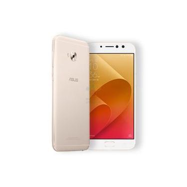 Capa Slim + Película Gel Zenfone 4 Selfie Zd553kl Tela 5.5