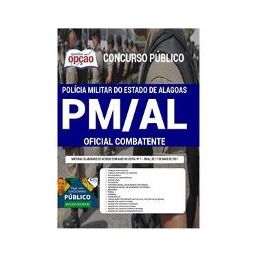 Imagem de Apostila Pm Al - Oficial Combatente Polícia Militar Alagoas
