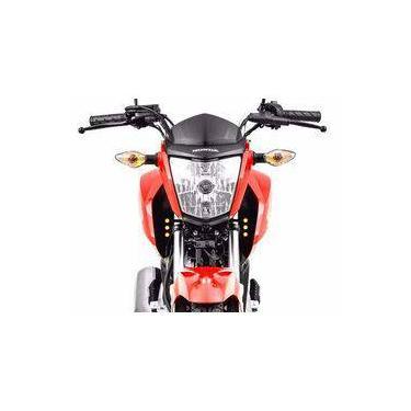 Farol De Milha Led 18w Moto Honda Cg 125 150 160 Titan (par)