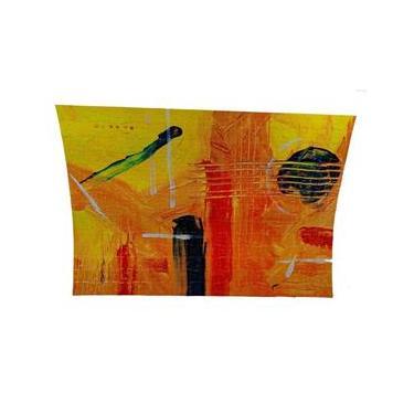Imagem de Quebra-Cabeça Dificil Para Adultos Abstract 252 Peças Yellow
