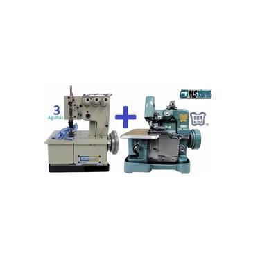 Colarete Semi Industrial Bracob+Overlock Semi Industrial110