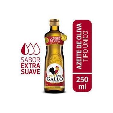 Azeite de Oliva Gallo Único 250Ml