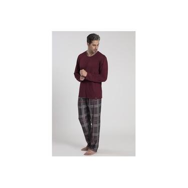 Pijama Recco Masculino Viscose e cetim 12759
