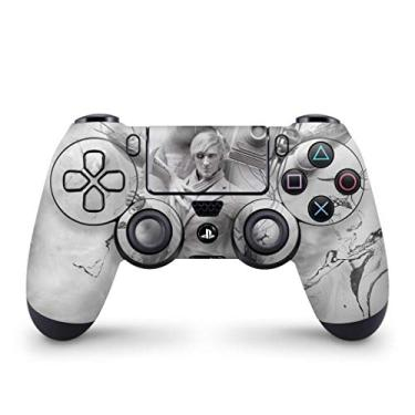 Skin Adesivo para PS4 Controle - The Evil Within 2