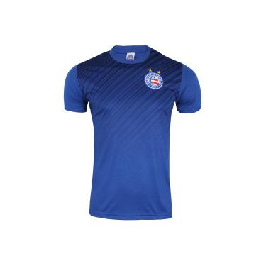 4f74ff9e73f1c Camiseta do Bahia Sublimação Upgrade - Masculina - AZUL Xps Sports