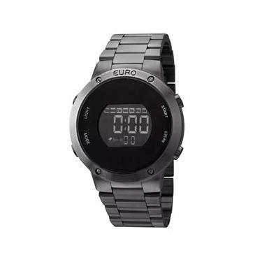 8f96f6961ff Relógio Euro Metal Trendy EUBJ3279AB 4P Digital