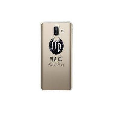 Capa Personalizada para Samsung Galaxy J8 J800 Signos - SN18