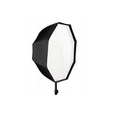 Softbox Sombrinha 80cm Octagonal Para Iluminação De Estúdios Fotográficos